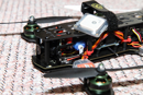 Kuva FPV Kamerateline Blackout Mini H Quadille